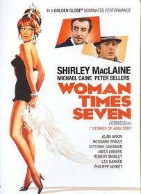 Woman Times Seven - (Region 1 Import DVD)