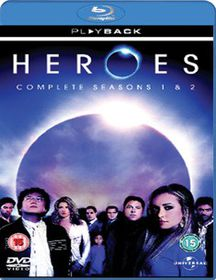 Heroes Series 1 & 2 Box Set - (Import Blu-ray Disc)