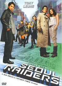 Seoul Raiders - (Region 1 Import DVD)