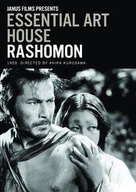 Rashomon:Essential Art House - (Region 1 Import DVD)