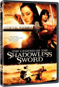 Legend of the Shadowless Sword - (Region 1 Import DVD)