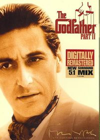 Godfather Part II the Coppola Restora - (Region 1 Import DVD)