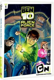 Ben 10 Alien Force:Season One Volume - (Region 1 Import DVD)