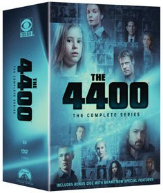 4400:Complete Series - (Region 1 Import DVD)