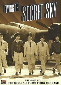 Flying the Secret Sky - (Region 1 Import DVD)