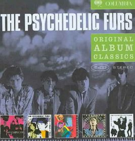 Psychedelic Furs - Psychedelic Furs / Talk Talk Talk / Forever Now / Mirror Moves / Midnight To Midnight (CD)