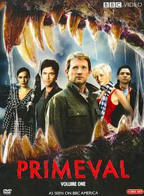 Primeval Volume One - (Region 1 Import DVD)