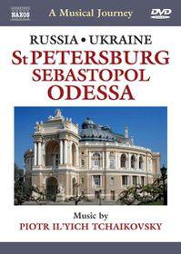 Tchaikovsky:Russia St Petersburg Seba - (Region 1 Import DVD)