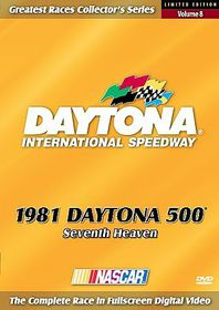 1981 Daytona 500 - (Region 1 Import DVD)