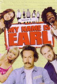 My Name Is Earl Season 3 (DVD)