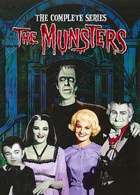 Munsters:Complete Series - (Region 1 Import DVD)