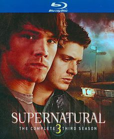 Supernatural:Complete Third Season - (Region A Import Blu-ray Disc)