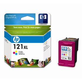 HP 121 XL Tri-Color Printer Cartridge