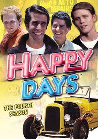Happy Days:Fourth Season - (Region 1 Import DVD)