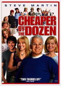 Cheaper by the Dozen - (Region 1 Import DVD)