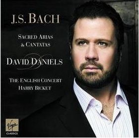 Daniels David - Sacred Arias & Cantatas (CD)