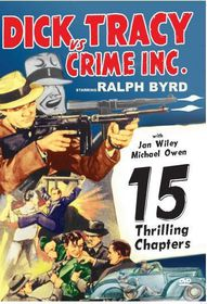 Dick Tracy Vs. Crime Inc. - (Region 1 Import DVD)