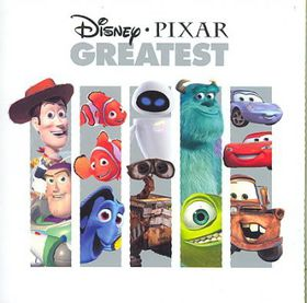 Disney Pixar's Greatest Hits (Ost) - (Import CD)