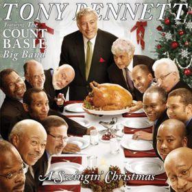 Bennett, Tony(d/s) - A Swingin' Christmas (CD)