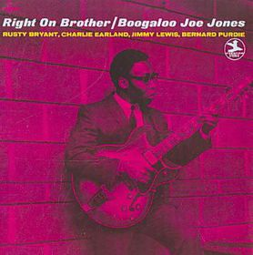 Boogaloo Joe Jones - Right On Brother - Remastered (CD)