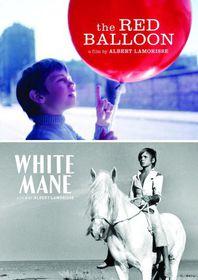 Red Balloon/White Mane - (Region 1 Import DVD)
