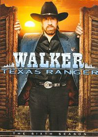 Walker Texas Ranger:Sixth Season - (Region 1 Import DVD)