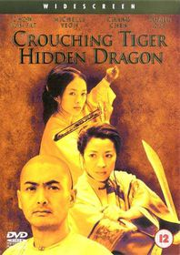 Crouching Tiger, Hidden Dragon - (Import DVD)
