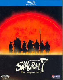 Samurai 7:Complete Series - (Region A Import Blu-ray Disc)