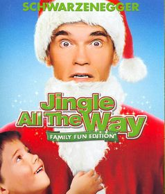 Jingle All the Way - (Region A Import Blu-ray Disc)