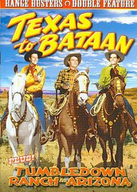 Range Busters:Texas to Bataan/Tumbled - (Region 1 Import DVD)