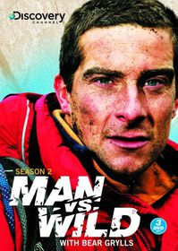 Man Vs Wild:Season 2 - (Region 1 Import DVD)
