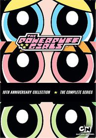 Powerpuff Girls 10th Anniversary Coll - (Region 1 Import DVD)