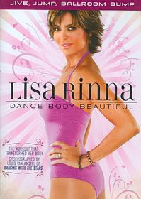 Lisa Rinna Dance Body Beautiful:Jive - (Region 1 Import DVD)