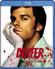 Dexter:Complete First Season - (Region A Import Blu-ray Disc)