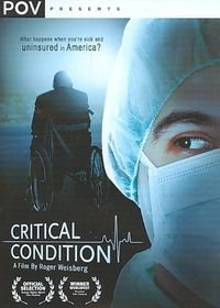 Critical Condition - (Region 1 Import DVD)