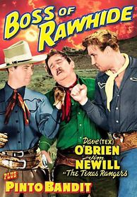 Texas Rangers Double Feature:Pinto Ba - (Region 1 Import DVD)