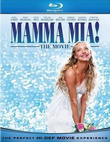 Mamma Mia:Movie - (Region A Import Blu-ray Disc)