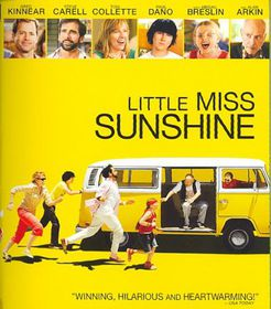 Little Miss Sunshine - (Region A Import Blu-ray Disc)