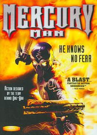 Mercury Man - (Region 1 Import DVD)