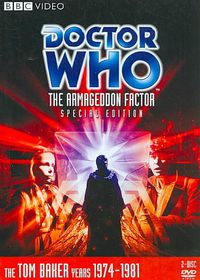 Doctor Who:Armageddon Factor Se 103 - (Region 1 Import DVD)