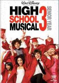 High School Musical 3: Senior Year (2008)(DVD)