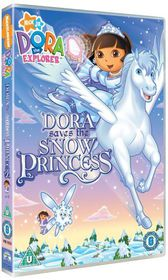 Dora the Explorer: Dora Saves the Snow Princess - (Import DVD)