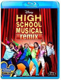 High School Musical (Remix) - (Import Blu-ray Disc)
