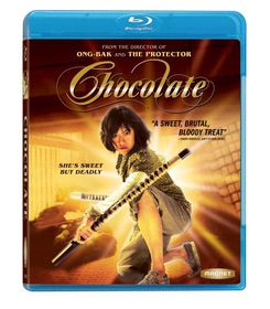 Chocolate - (Region A Import Blu-ray Disc)
