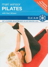 Mari Winsor Pilates - (Region 1 Import DVD)