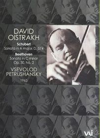 David Oistrakh in Recital - (Region 1 Import DVD)