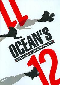 Ocean's Eleven/Ocean's Twelve - (Region 1 Import DVD)