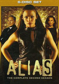 Alias:Complete Second Season - (Region 1 Import DVD)