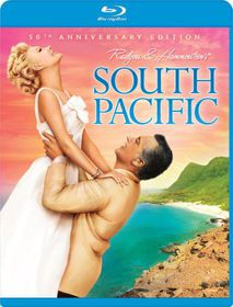 South Pacific 50th Anniversary - (Region A Import Blu-ray Disc)