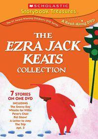 Ezra Jack Keats Collection - (Region 1 Import DVD)